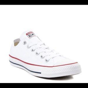 White Converse Chuck Taylor All Star Lo Sneaker